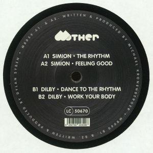 SIMION/DILBY - The Rhythm