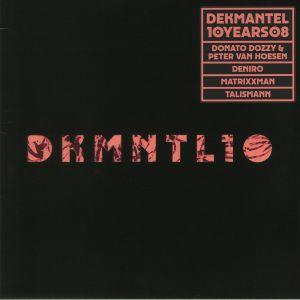 DONATO DOZZY/PETER VAN HOESEN/DENIRO/MATRIXXMAN/TALISMANN - Dekmantel 10 Years 08