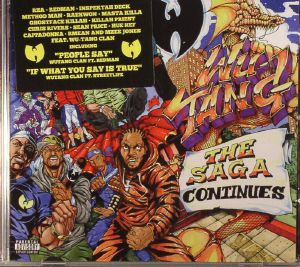Wu Tang Clan The Saga Continues Vinyl At Juno Records