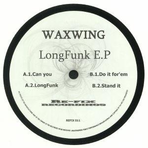 WAXWING - LongFunk EP