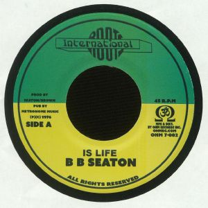 BB SEATON - Is Life