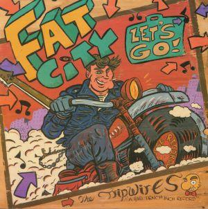 TRIPWIRES, The - Fat City Let's Go!