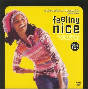 WANDERS, Daniel/HERMANN JAHN/VARIOUS - Feeling Nice Vol 4
