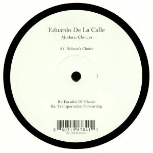 DE LA CALLE, Eduardo - Modern Choices