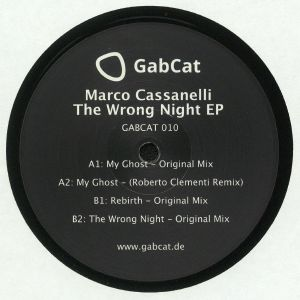CASSANELLI, Marco - The Wrong Night EP