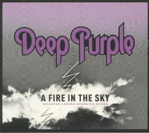 DEEP PURPLE - A Fire In The Sky: Selected Career Spanning Songs