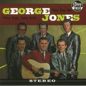 JONES, George - Along You Came (reissue)