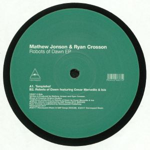 JONSON, Mathew/RYAN CROSSON - Robots Of Dawn EP