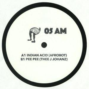AFROBOT/THEE J JOHANZ - Indian Acid