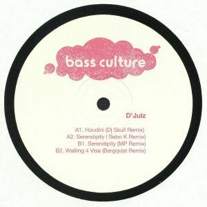 D JULZ - EP (remixes)