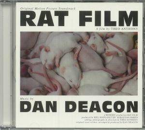 DEACON, Dan - Rat Film (Soundtrack)