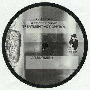 DEEPAK SHARMA - Treatment Vs Control