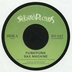 SAX MACHINE - Funkpunk