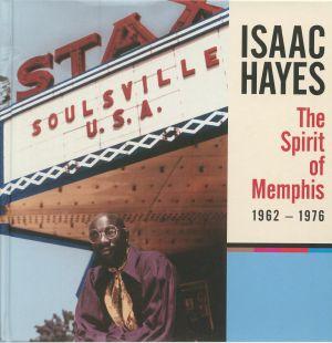 HAYES, Isaac/VARIOUS - The Spirit Of Memphis 1962-1976
