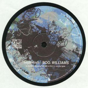 WILLIAMS, Boo - Replenish
