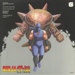 YAMAGISHI, Keiji/RYUICHI NITTA/MIKIO SAITO - Ninja Gaiden The Definitive Soundtrack Vol 1 (Soundtrack) (reissue)