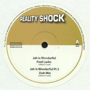 LOCKS, Fred - Jah Is Wonderful