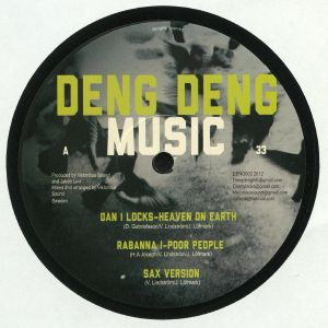 DAN I LOCKS/RABANNA I/VIKTORIOUS/LANCY RANKIN - Heaven On Earth
