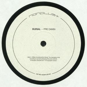 BURIAL - Pre Dawn