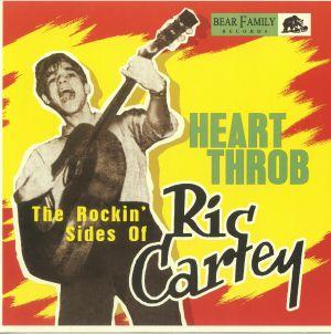 CARTEY, Ric - Heart Throb: The Rockin' Sides Of Ric Cartey