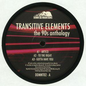 TRANSITIVE ELEMENTS - The 90s Anthology