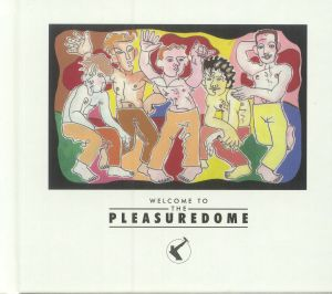FRANKIE GOES TO HOLLYWOOD - Welcome To The Pleasuredome: Deluxe Edition (reissue)