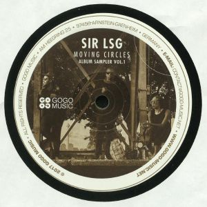SIR LSG - Moving Circles: Album Sampler Vol 1