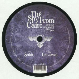 SPY FROM CAIRO, The - Sahir