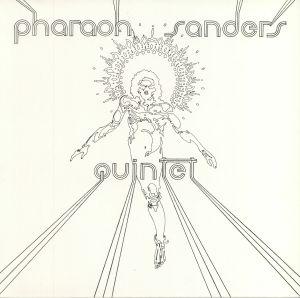 PHARAOH SANDERS QUINTET - Pharaoh Sanders Quintet (reissue)