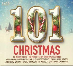 VARIOUS - 101 Christmas