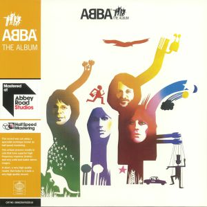 ABBA - The Album (40th Anniversary Edition) (half speed remastered)
