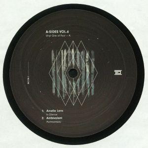 LENS, Amelie/AMBIVALENT/MARCO FARAONE/DENSE/PIKA - A Sides Vol 6 Part 1