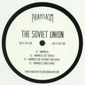SOVIET UNION, The - Anamnesis