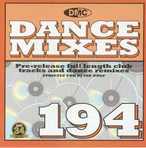 VARIOUS - Dance Mixes 194 (Strictly DJ Only)