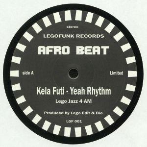 KELA FUTI - Yeah Rhythm