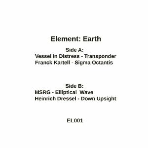 VESSEL IN DISTRESS/FRANCK KARTELL/MSRG/HEINRICH DRESSEL - Element: Earth