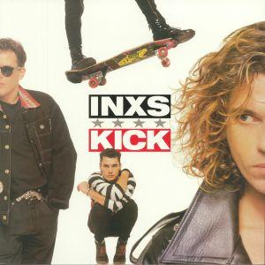 INXS - Kick (reissue)