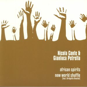 CONTE, Nicola/GIANLUCA PETRELLA - African Spirits