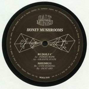 RUDOLF C/SHEDBUG - Honey Mushrooms