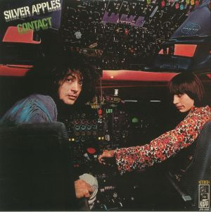 SILVER APPLES - Contact (remastered)