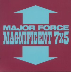 VARIOUS - Major Force Magnificent 7x5