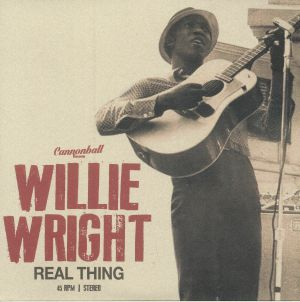 WRIGHT, Willie - Real Thing
