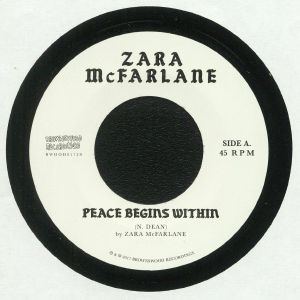 McFARLANE, Zara - Peace Begins Within