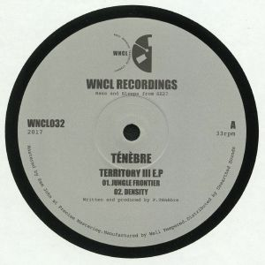 TENEBRE - Territory III EP