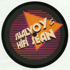 HIFI SEAN/SHALVOY - Slipped Discs: Vol 2