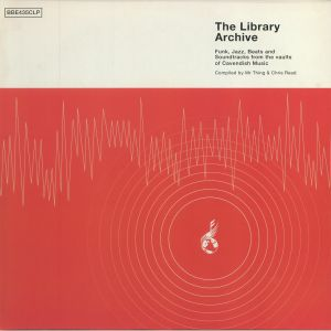 MR THING/CHRIS READ/VARIOUS - The Library Archive: Funk Jazz Beats & The Vaults Of Cavendish Music