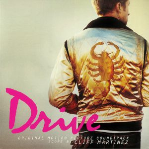 MARTINEZ, Cliff/VARIOUS - Drive (Soundtrack) (reissue)