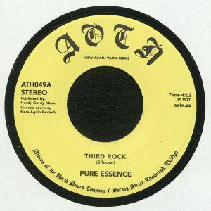 PURE ESSENCE - Third Rock