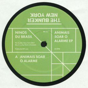 NINOS DU BRASIL - Animais Soar O Alarme EP