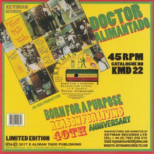 DR ALIMANTADO - Born For A Purpose